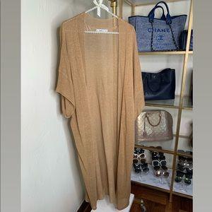 ZARA Knit Kimono